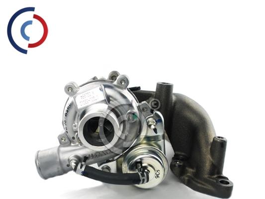 Turbosprężarka Toyota