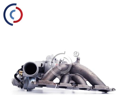 Turbosprężarka BorgWarner KKK