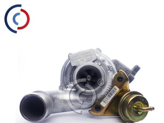 Turbosprężarka IHI