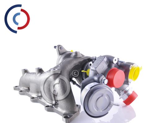 Turbosprężarka Mitsubishi